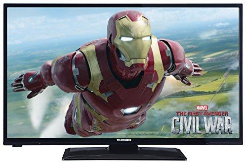 Telefunken D32H278I3I 81 cm (32 pouces) TV (HD Ready, Triple Tuner)