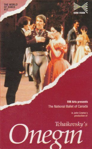 Tchaikovsky's Onegin (National Ballet of Canada, World of Dance #17)