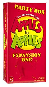 Apples To Apples Party Box - Expansion 1