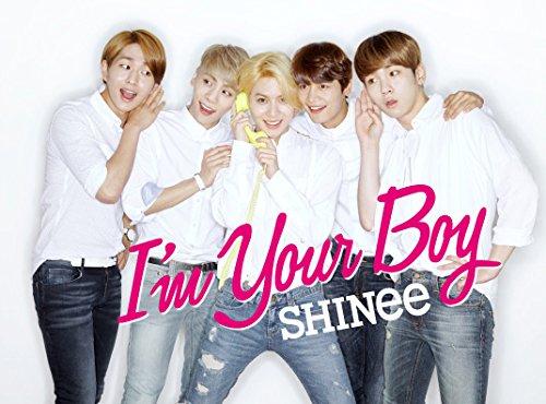 I'm Your Boy (初回生産限定盤B)(DVD付)
