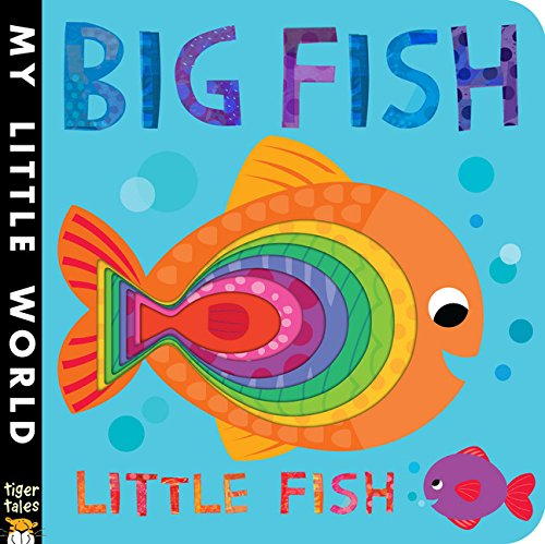 Big Fish Little Fish (My Little World) (Little Fish Book compare prices)