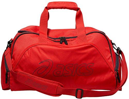Asics Sporttasche Duffle, Rot, 55 x 28 x 28 cm, 30 Liter, 110540-0672