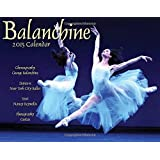 Balanchine 2015 Calendar (NYC Ballet)
