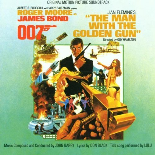 Original album cover of The Man With The Golden Gun (1974 Film): Original Motion Picture Soundtrack by N/A (1999-01-12) by James Bond - OST
