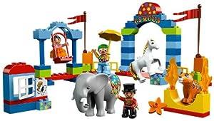 LEGO DUPLO 10504 - En la Ciudad: Gran Circo en BebeHogar.com