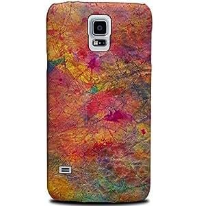CASE U Back Cover Tyffynn Designer Case for Samsung Galaxy S5