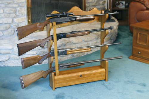 American Furniture Classics 4 - Gun Wall Rack