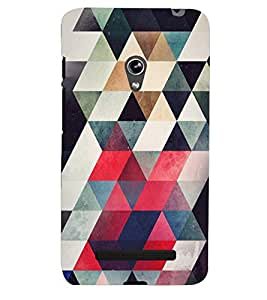 GoTrendy Back Cover for Asus Zenfone 6
