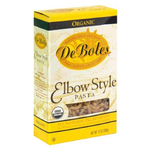 DEBOLES PASTA ARTI ELBOW ORG, 12 OZ (Jerusalem Artichoke Pasta compare prices)