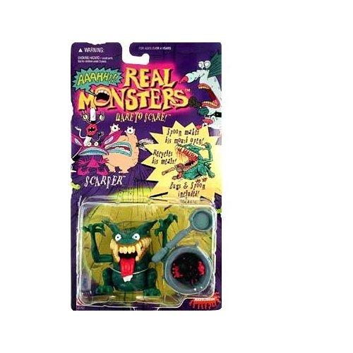 Nickelodeon's AAAHH! Real Monsters Scarfer - 1