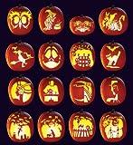 Grampa Bardeen's Family Pumpkin Carving Set