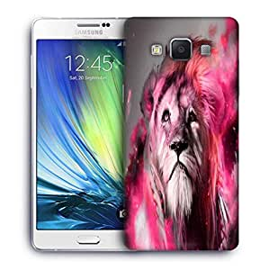 Snoogg God of the forest Designer Protective Back Case Cover For Samsung Galaxy A7