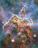 Hubble Space Telescope Poster Photo Mystic Mountain NASA Posters Photos 11x14