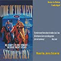 My Foot's in the Stirrup, My Pony Won't Stand: Code of the West #5 Audiobook by Stephen Bly Narrated by Jerry Sciarrio