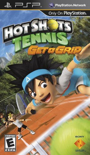 Hot Shots Tennis: Get a Grip - 1