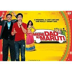 Mere Dad Ki Maruti  (Hindi Movie / Bollywood Film / Indian Cinema DVD)