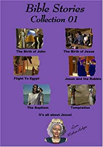 Bible Stories - Collection 01