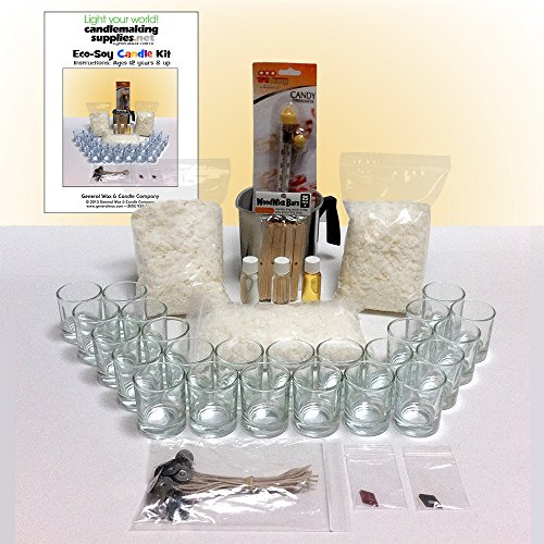 Eco-Soy Candle Making Kit (Wax Pitcher Candle Making compare prices)