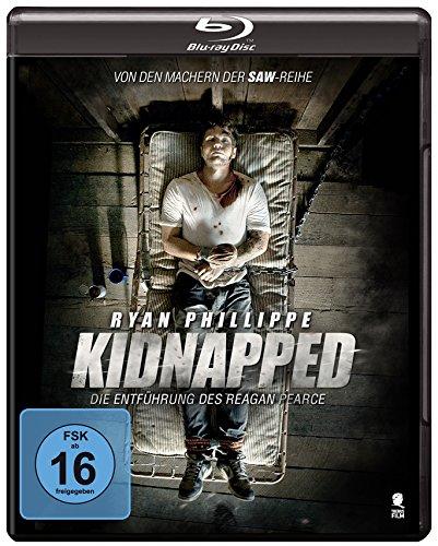 Kidnapped - Die Entführung des Reagan Pearce [Blu-ray]