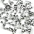 Imagine Perles - Breloques multiformes CCB 19 mm argent�