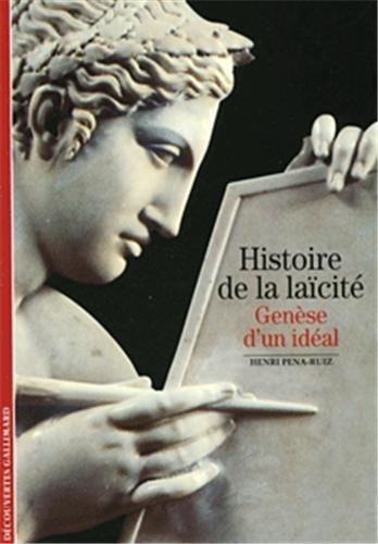 Histoire de la laïcité, genèse d'un idéal