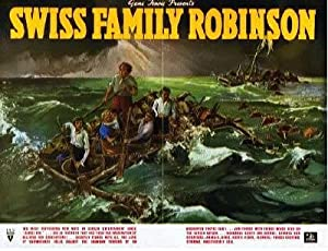 SWISS FAMILY ROBINSON 1940 Thomas Mitchell TRADE ADVERT