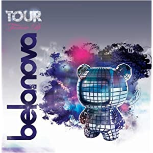Belanova - Tour Fantasia Pop Live - CD/DVD Combo