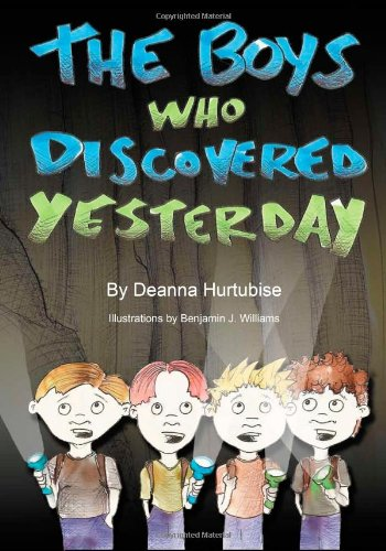 The Boys Who Discovered Yesterday front-517737