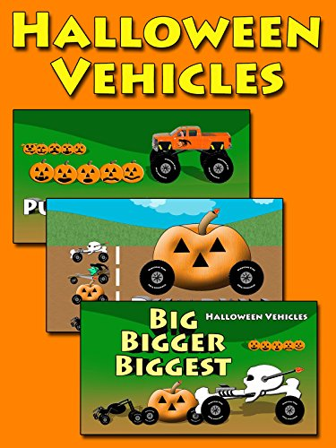 Halloween Vehicles
