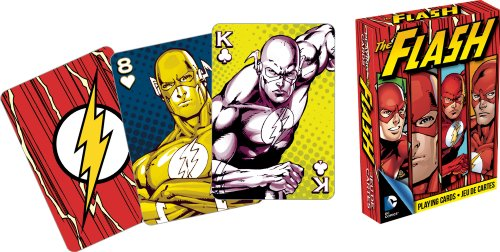 DC Comics Flash Playing Cards - 1