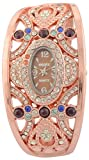 Sams Dreamzz Analogue Brown Women's Watch-JewelKada_Copper