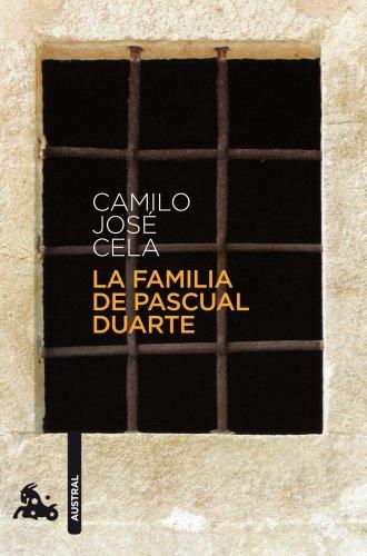 La familia de Pascual Duarte (Narrativa)