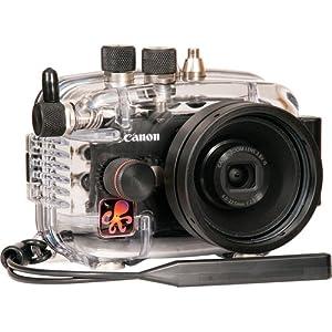 Ikelite Compact Housing for Canon PowerShot S95 & S90 Digital Camera
