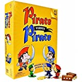 Pirate vs Pirate - Kids Board Games Age 8 and up (Amazon Exclusive Edition)