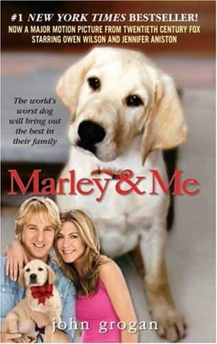 marley and me book cover. He#39;s the author of Marley and