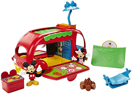 Fisher-Price Disney Mickey Mouse Clubhouse Cruisin' Camper (Fisher Price Mickey Clubhouse compare prices)