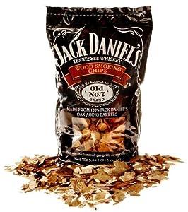 Jack Daniel's Wood Smoking Chips Räucherholz