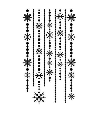 Vinilo Decorativo Snowflakes