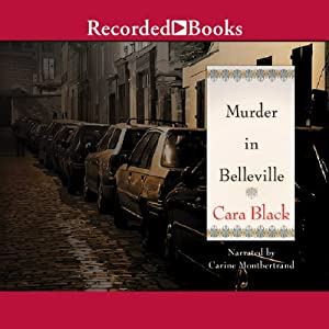 Murder in Belleville Audiobook