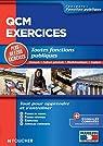 QCM et exercices toutes fonctions publiques par Berthou