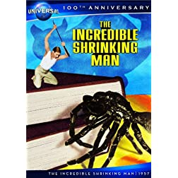 The Incredible Shrinking Man [DVD + Digital Copy] (Universal's 100th Anniversary)