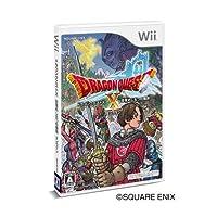 ドラゴンクエストX 目覚めし五つの種族 オンライン(Wii)