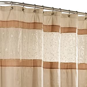 Amazon Com Maytex Buena Vista Shower Curtain Home Amp Kitchen