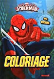 Marvel Ultimate Spider-Man - Coloriage avec stickers...