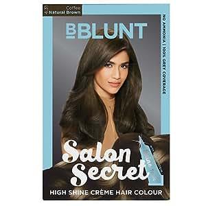Buy bblunt salon secret high shine creme hair colour for B blunt salon secret hair colour price