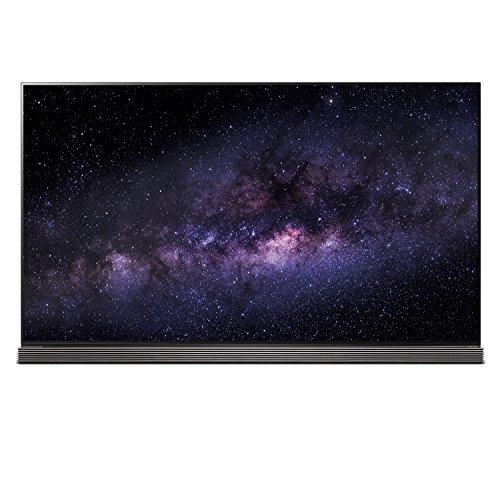 LG Electronics OLED65G6P Flat 65-Inch 4K Ultra HD Smart OLED TV (2016 Model)