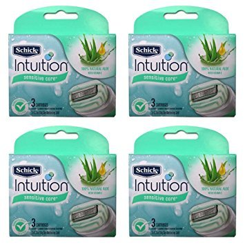 schick-intuition-naturals-sensitive-care-razor-blade-refill-cartridges-12-count