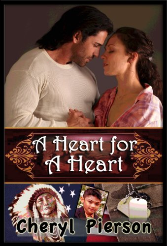 Book: A Heart for a Heart by Cheryl Pierson