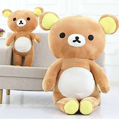 Relax Bear Soft 35cm 13'' Pillow Plush Doll Toy 100% PP Cotton (Plush Mouse Eyemask)