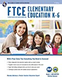 img - for FTCE Elementary Education K-6 Book + Online (FTCE Teacher Certification Test Prep) book / textbook / text book